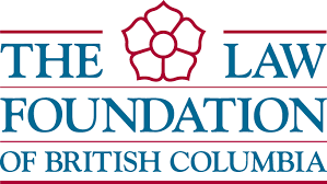 CR Advocacy is funded by The Law Foundation of BC